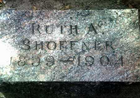 SHOFFNER, RUTH A - Jackson County, Arkansas | RUTH A SHOFFNER - Arkansas Gravestone Photos