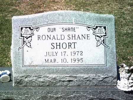 SHORT, RONALD SHANE - Jackson County, Arkansas | RONALD SHANE SHORT - Arkansas Gravestone Photos