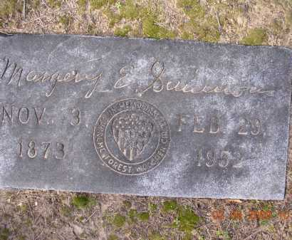 SIMMONS, MARGERY E - Jackson County, Arkansas   MARGERY E SIMMONS - Arkansas Gravestone Photos