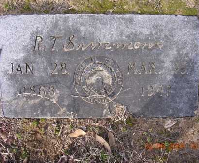 SIMMONS, ROBERT TERRY - Jackson County, Arkansas | ROBERT TERRY SIMMONS - Arkansas Gravestone Photos