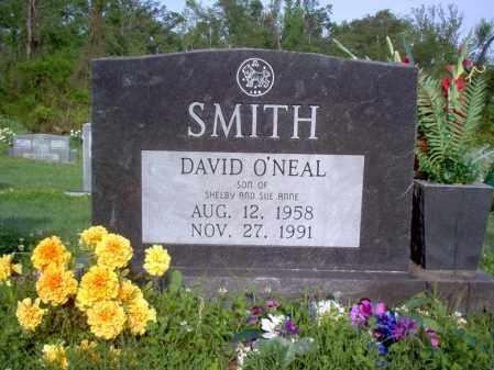 SMITH, DAVID O'NEAL - Jackson County, Arkansas | DAVID O'NEAL SMITH - Arkansas Gravestone Photos