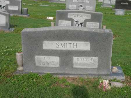 SMITH, J A - Jackson County, Arkansas | J A SMITH - Arkansas Gravestone Photos