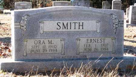 SMITH, ORA M - Jackson County, Arkansas   ORA M SMITH - Arkansas Gravestone Photos