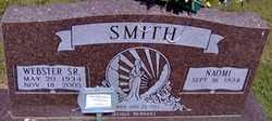 SMITH, SR., WEBSTER - Jackson County, Arkansas | WEBSTER SMITH, SR. - Arkansas Gravestone Photos