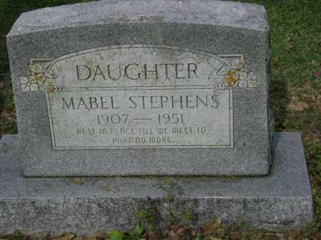 STEPHENS, MABEL - Jackson County, Arkansas   MABEL STEPHENS - Arkansas Gravestone Photos