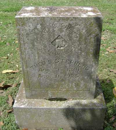 STEPHENS, THEO S - Jackson County, Arkansas   THEO S STEPHENS - Arkansas Gravestone Photos