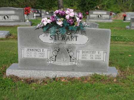 STEWART, JENNINGS E - Jackson County, Arkansas | JENNINGS E STEWART - Arkansas Gravestone Photos