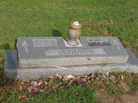 SUDDUTH, ROBERT W - Jackson County, Arkansas | ROBERT W SUDDUTH - Arkansas Gravestone Photos