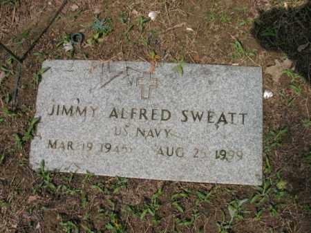 SWEATT (VETERAN), JIMMY ALFRED - Jackson County, Arkansas | JIMMY ALFRED SWEATT (VETERAN) - Arkansas Gravestone Photos