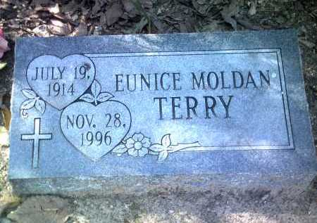 MOLDAN TERRY, EUNICE - Jackson County, Arkansas | EUNICE MOLDAN TERRY - Arkansas Gravestone Photos