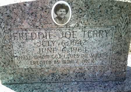 TERRY, FREDDIE JOE - Jackson County, Arkansas   FREDDIE JOE TERRY - Arkansas Gravestone Photos