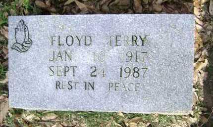 TERRY, FLOYD - Jackson County, Arkansas   FLOYD TERRY - Arkansas Gravestone Photos