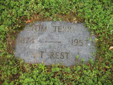 TERRY, TOM - Jackson County, Arkansas | TOM TERRY - Arkansas Gravestone Photos