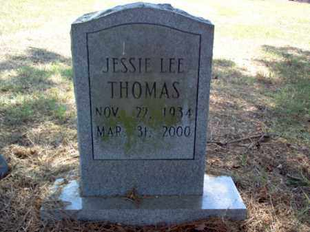 THOMAS, JESSIE LEE - Jackson County, Arkansas | JESSIE LEE THOMAS - Arkansas Gravestone Photos