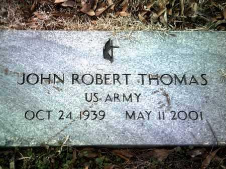 THOMAS (VETERAN), JOHN ROBERT - Jackson County, Arkansas | JOHN ROBERT THOMAS (VETERAN) - Arkansas Gravestone Photos