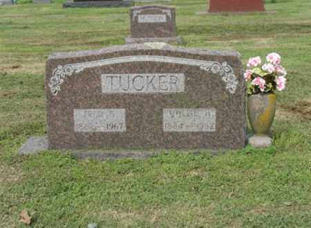 TUCKER, FRED C - Jackson County, Arkansas | FRED C TUCKER - Arkansas Gravestone Photos