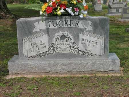 TUCKER, JR, RAY - Jackson County, Arkansas | RAY TUCKER, JR - Arkansas Gravestone Photos