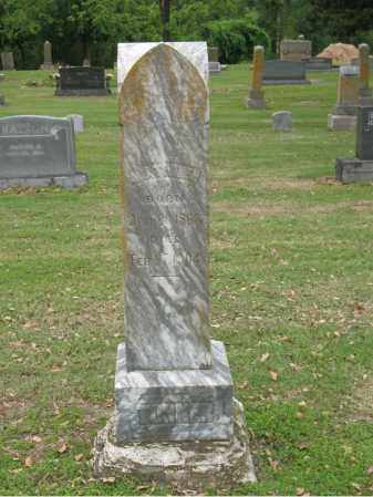 TURNER, A J - Jackson County, Arkansas   A J TURNER - Arkansas Gravestone Photos