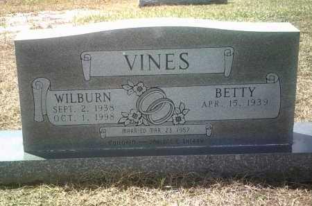 VINES, WILBURN - Jackson County, Arkansas | WILBURN VINES - Arkansas Gravestone Photos