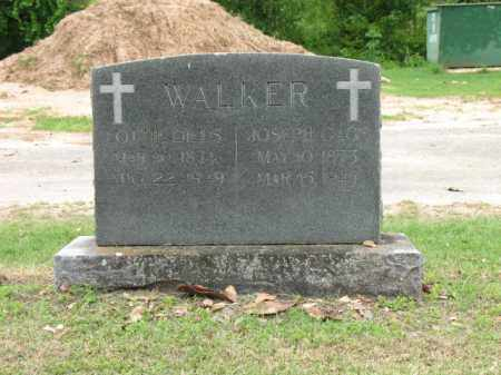 WALKER, LOTTIE - Jackson County, Arkansas | LOTTIE WALKER - Arkansas Gravestone Photos