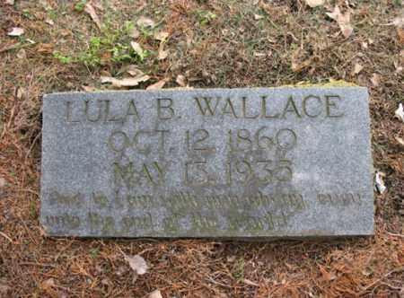 WALLACE, LULA B - Jackson County, Arkansas   LULA B WALLACE - Arkansas Gravestone Photos