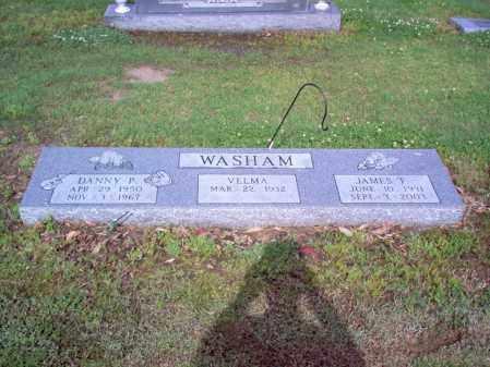 WASHAM, DANNY P - Jackson County, Arkansas | DANNY P WASHAM - Arkansas Gravestone Photos