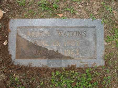 WATKINS, ARDON - Jackson County, Arkansas | ARDON WATKINS - Arkansas Gravestone Photos