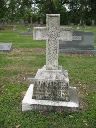WATSON, JIM FAGAN - Jackson County, Arkansas | JIM FAGAN WATSON - Arkansas Gravestone Photos