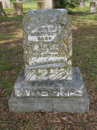 WEST, ELIZA JOSEPHINE - Jackson County, Arkansas | ELIZA JOSEPHINE WEST - Arkansas Gravestone Photos