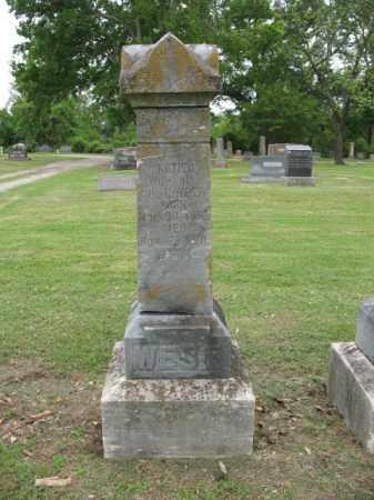 WEST, KATIE J - Jackson County, Arkansas | KATIE J WEST - Arkansas Gravestone Photos
