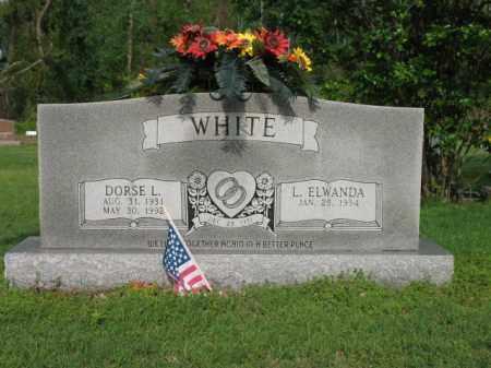 WHITE, DORSE L - Jackson County, Arkansas   DORSE L WHITE - Arkansas Gravestone Photos