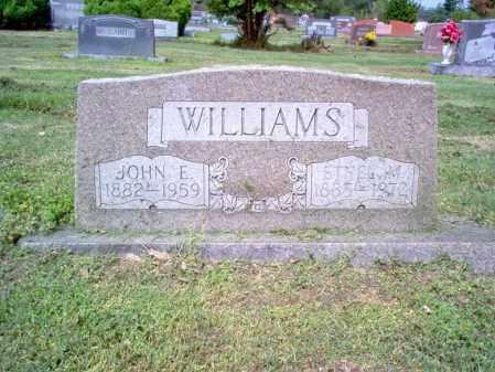 WILLIAMS, ETHEL M - Jackson County, Arkansas | ETHEL M WILLIAMS - Arkansas Gravestone Photos