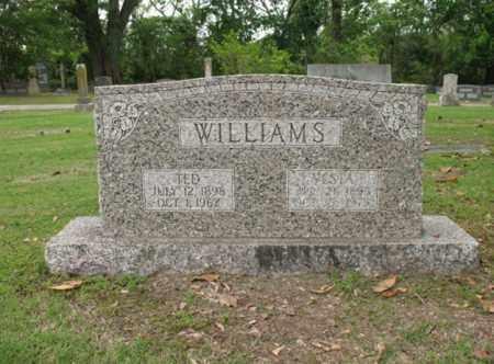 WILLIAMS, TED - Jackson County, Arkansas   TED WILLIAMS - Arkansas Gravestone Photos