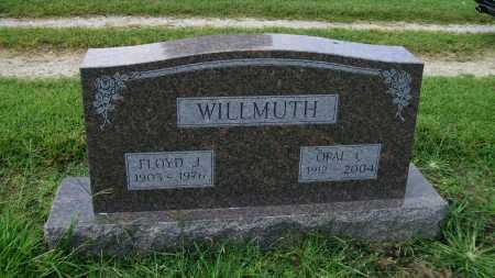 WILLMUTH, OPAL LOUISE - Jackson County, Arkansas | OPAL LOUISE WILLMUTH - Arkansas Gravestone Photos
