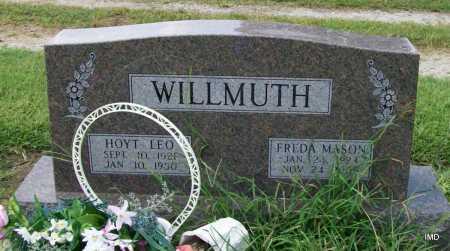 MASON WILLMUTH, FREDA - Jackson County, Arkansas | FREDA MASON WILLMUTH - Arkansas Gravestone Photos