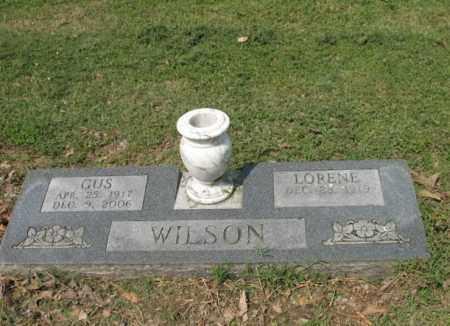 WILSON, GUS - Jackson County, Arkansas | GUS WILSON - Arkansas Gravestone Photos