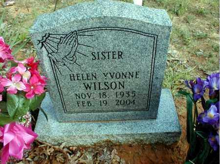GOING WILSON, HELEN YVONNE - Jackson County, Arkansas | HELEN YVONNE GOING WILSON - Arkansas Gravestone Photos