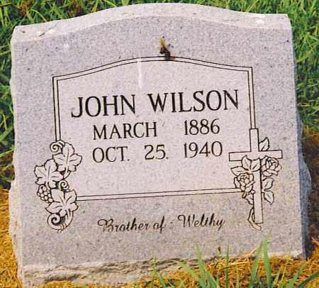 WILSON, JOHN - Jackson County, Arkansas | JOHN WILSON - Arkansas Gravestone Photos