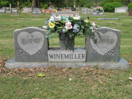 WINEMILLER, GENEVA - Jackson County, Arkansas | GENEVA WINEMILLER - Arkansas Gravestone Photos