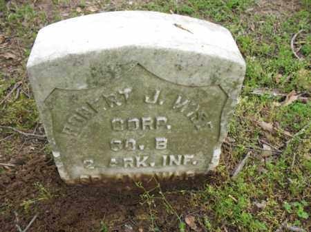 WISE, SR (VETERAN SAW), ROBERT JEFFERSON - Jackson County, Arkansas | ROBERT JEFFERSON WISE, SR (VETERAN SAW) - Arkansas Gravestone Photos