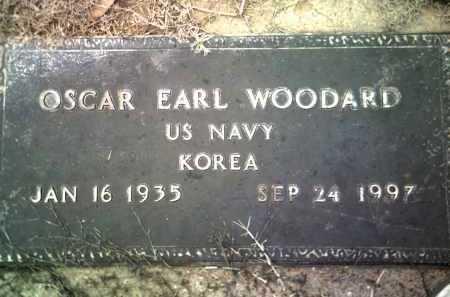 WOODARD (VETERAN KOR), OSCAR EARL - Jackson County, Arkansas | OSCAR EARL WOODARD (VETERAN KOR) - Arkansas Gravestone Photos