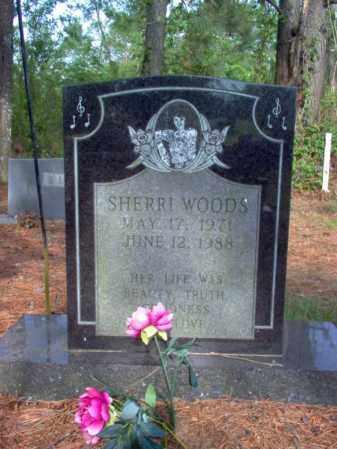 WOODS, SHERRI - Jackson County, Arkansas | SHERRI WOODS - Arkansas Gravestone Photos