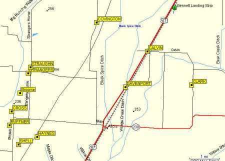 *CEMETERY LOCATION MAP,  - Jackson County, Arkansas |  *CEMETERY LOCATION MAP - Arkansas Gravestone Photos