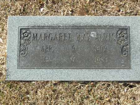 ALVIS, MARGARET - Jefferson County, Arkansas | MARGARET ALVIS - Arkansas Gravestone Photos