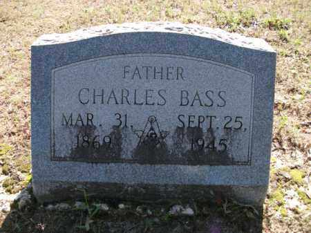 BASS, CHARLES - Jefferson County, Arkansas | CHARLES BASS - Arkansas Gravestone Photos