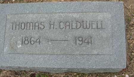 CALDWELL, THOMAS H. - Jefferson County, Arkansas | THOMAS H. CALDWELL - Arkansas Gravestone Photos