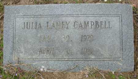 CAMPBELL, JULIA - Jefferson County, Arkansas | JULIA CAMPBELL - Arkansas Gravestone Photos