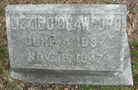 CRAWFORD, LIZZIE O. - Jefferson County, Arkansas   LIZZIE O. CRAWFORD - Arkansas Gravestone Photos