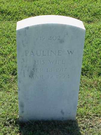 FRANKEL, PAULINE W - Jefferson County, Arkansas | PAULINE W FRANKEL - Arkansas Gravestone Photos