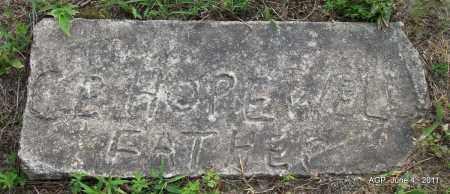 HOPEWELL, C E - Jefferson County, Arkansas | C E HOPEWELL - Arkansas Gravestone Photos